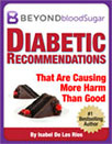 Diabetic Recommendations Book